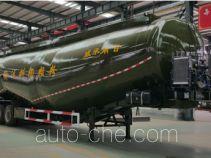 承威牌GCW9403GFL型低密度粉粒物料运输半挂车