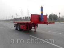 Gudemei GDM9350ZZXP flatbed dump trailer