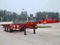 Gudemei GDM9400TJZ container transport trailer