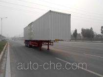 Gudemei GDM9400XXY box body van trailer