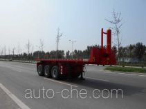 Gudemei GDM9400ZZXP flatbed dump trailer