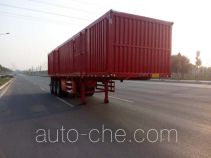 Gudemei GDM9401XXY box body van trailer