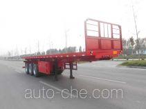 Gudemei GDM9401ZZXP flatbed dump trailer