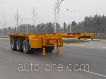 Gudemei GDM9402TJZ container transport trailer