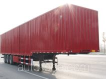 Gudemei GDM9403XXY box body van trailer