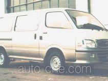 金程牌GDQ5020XXY型厢式运输车