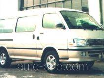金程牌GDQ6480A1B型轻型客车