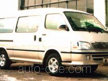 金程牌GDQ6480A2G型轻型客车