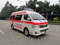 Shangyuan GDY5032XJHF ambulance
