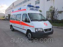 上元牌GDY5034XJHV型救护车