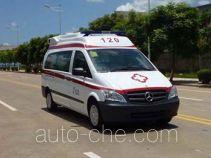 Shangyuan GDY5035XJHB ambulance