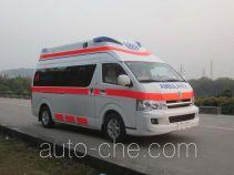Shangyuan GDY5035XJHJ ambulance