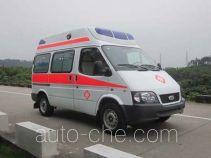 上元牌GDY5037XJHV5型救护车