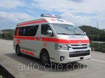 Shangyuan GDY5038XJHF ambulance