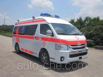 Shangyuan GDY5038XJHF6 ambulance