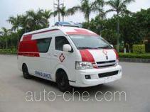 Shangyuan GDY5038XJHJ ambulance