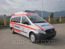 Shangyuan GDY5039XJHV ambulance