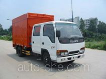 Shangyuan GDY5042XWTQHW mobile stage van truck