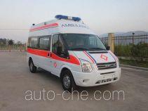 上元牌GDY5043XJHV型救护车