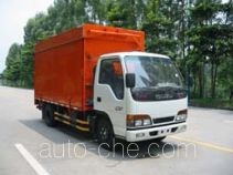 Shangyuan GDY5043XWTQH mobile stage van truck
