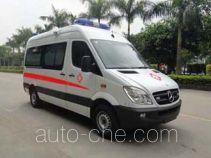 Shangyuan GDY5045XJHB ambulance