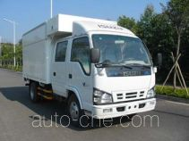 Shangyuan GDY5045XWTLW mobile stage van truck