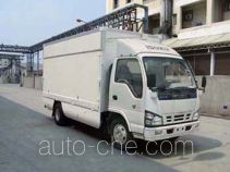 Shangyuan GDY5048XWTLE mobile stage van truck