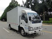 Shangyuan GDY5048XWTQH mobile stage van truck
