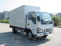 Shangyuan GDY5048XXYLE box van truck