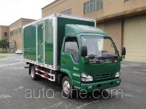 Shangyuan GDY5048XXYQH5 box van truck