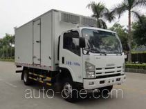 Shangyuan GDY5070XLCQS refrigerated truck