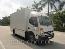 Shangyuan GDY5070XWTZM mobile stage van truck