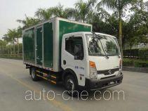 Shangyuan GDY5070XXYZM box van truck