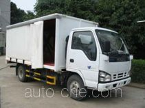 Shangyuan GDY5070XYLPP beverage truck