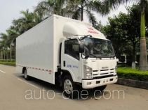 Shangyuan GDY5092XWTQP mobile stage van truck