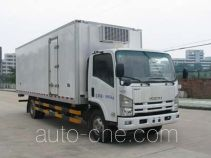 Shangyuan GDY5100XLCQP refrigerated truck