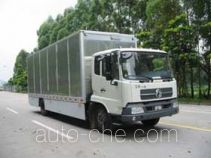Shangyuan GDY5100XWTDB8 mobile stage van truck