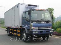 Shangyuan GDY5160XLCFR refrigerated truck