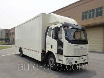 Shangyuan GDY5160XWTCE5 mobile stage van truck