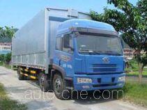 Shangyuan GDY5200XYK3AE wing van truck