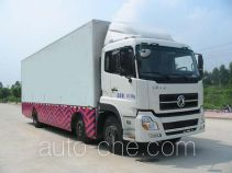Shangyuan GDY5240XWTDA mobile stage van truck