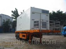 Shangyuan GDY9130XYT mobile communications trailer