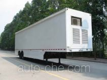 Shangyuan GDY9230XWT mobile stage trailer