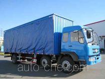 Tianji GF5165XXY side curtain van truck