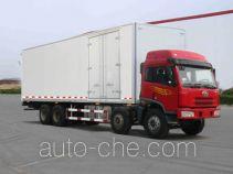 Tianji GF5310XBW insulated box van truck