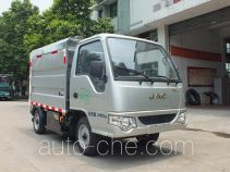 Guanghuan GH5020XTYEV electric sealed garbage container truck