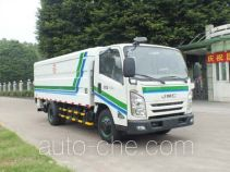 Guanghuan GH5061XTY sealed garbage container truck