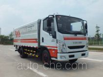 Guanghuan GH5070XTY sealed garbage container truck