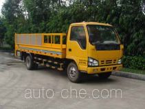 Guanghuan GH5071JHQLJ trash containers transport truck