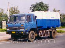 广环牌GH5141ZXY型车厢可卸式压缩垃圾车